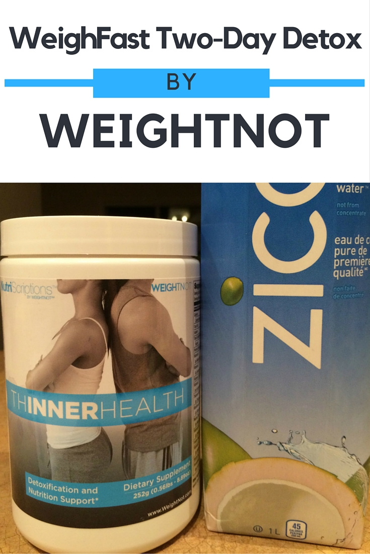 WeighFast Two-Day Detox