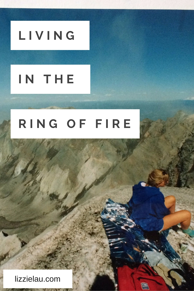 living in the ring of fire volcanoes mount saint helens