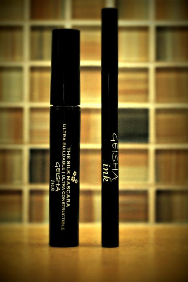 Amaterasu Beauty Silk Mascara and Brow Ink