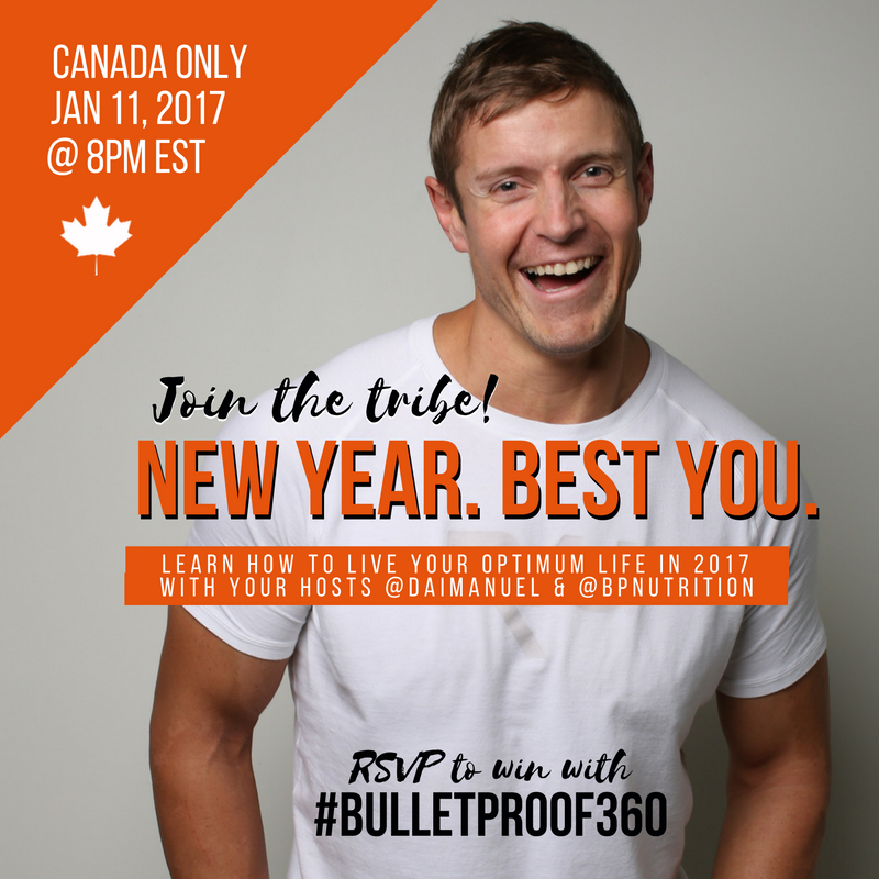 #Bulletproof360 Twitter Party Alert for Wednesday, January 11th @ 5 PM PT! RSVP!!